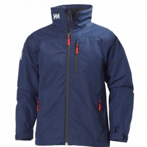 Helly Hansen JR Crew Midlayer Jacket