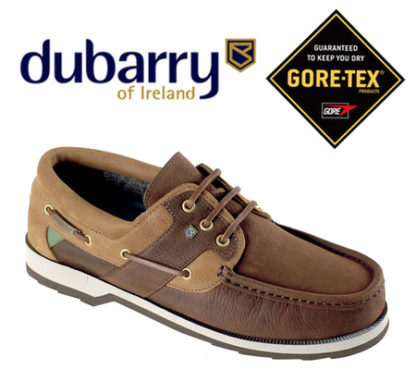 Dubarry Clipper GTX - Donkey Brown / Brown