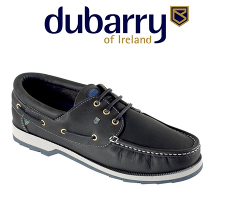 Dubarry Commander Sailing Shoe - Navy