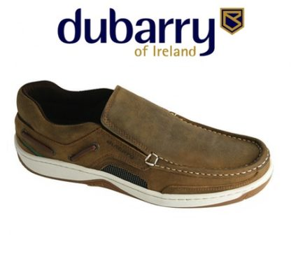 Dubarry Yacht - Donkey Brown