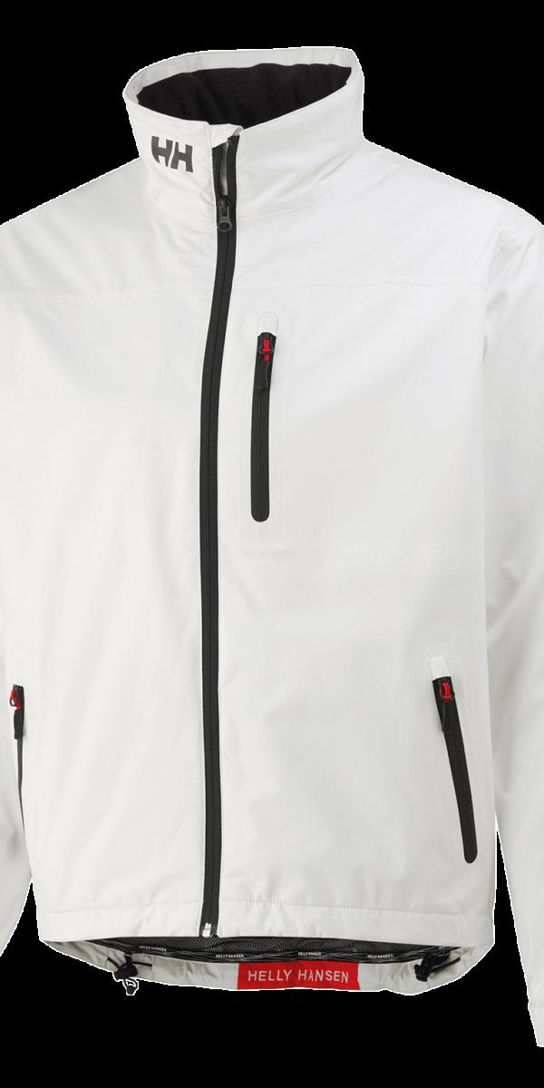Helly Hansen M Crew Midlayer Jacket - White