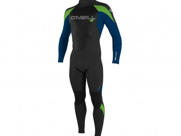 O'Neill Epic 5/4 Wetsuit - Men's Black / Deep Sea