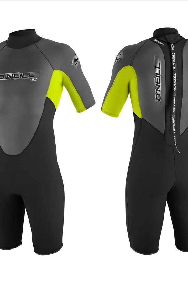 O'Neill Reactor Spring Wetsuit Youth - Shorty Wetsuit