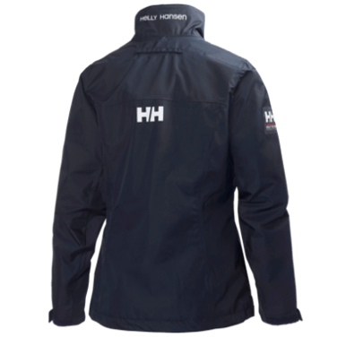 Helly Hansen W Crew Jacket Back View