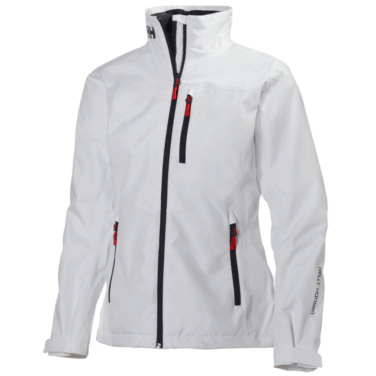 Helly Hansen W Crew Jacket White