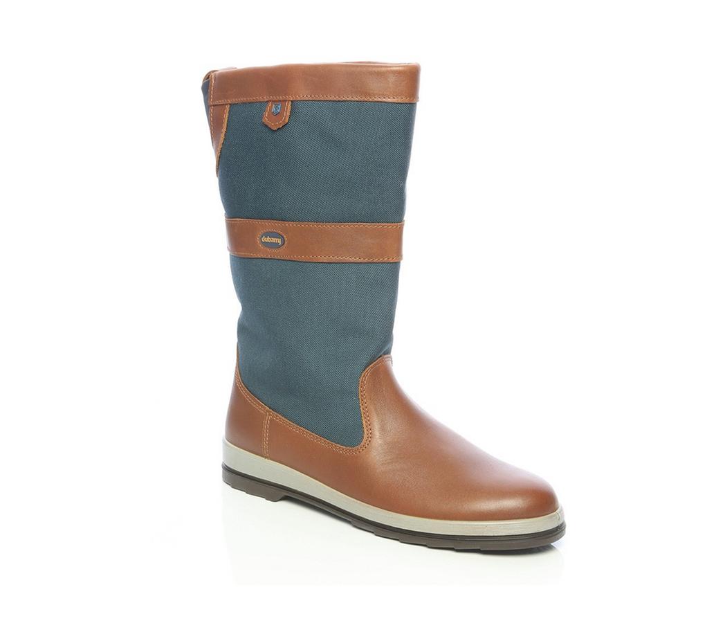 Leather \u0026 GoreTex Sailing Boot
